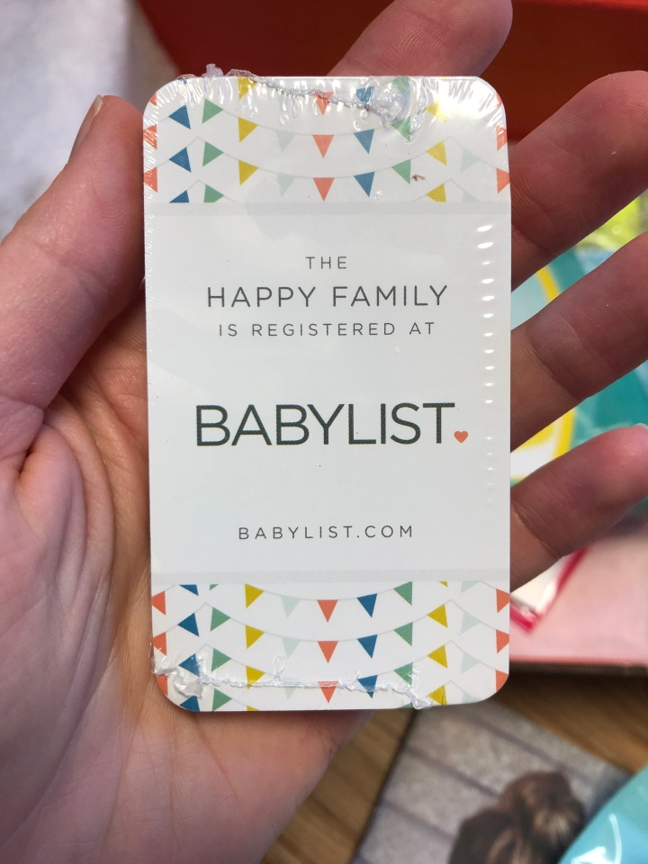 Hello Baby Box by Babylist Review